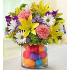 Easter Egg-Stravaganza Floral Arrangement