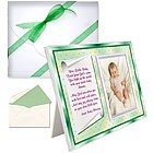 Irish Baby Blessing Picture Frame