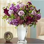 Shining Love Purple Floral Bouquet
