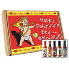 Valentine's Day Hot Sauce Sampler