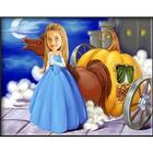 Cinderella Caricature Print from Photo