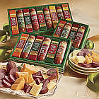 Sausages and Cheese Bars 4-Piece Gift Box