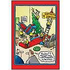 Roadies Christmas Card