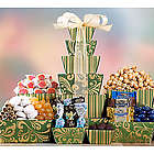 Sweet Stack Gift Tower