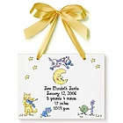 Personalized Hey Diddle Diddle Birth Tile