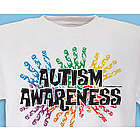 Personalized Autism Walk Team T-Shirt