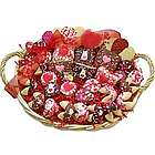 Valentine's Day Super-Sized Cookie Gift Basket