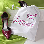 Just My Style Personalized Shoe Bag