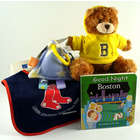Boston Baby Bear Gift Set