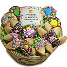 Custom Sweets Birthday Gift Basket