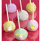 Happy Easter Truffle Cake Pops