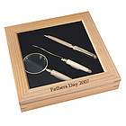Personalized Maple Executive Gift Set