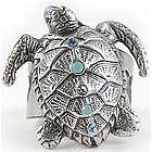 Adjustable Sea Turtle Ring