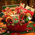 The Spirit of the Season Gourmet Gift Basket