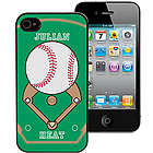 Personalized Baseball iPhone Case