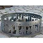 Decorative Dancing Bears Fire Ring