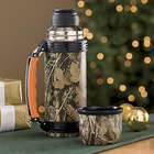 Insulated Camo Thermos
