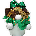 David's Cookies Golf Bucket