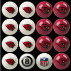NFL Pool Balls