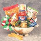 A Taste of Italy Gift Basket