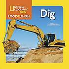 Kids Look and Learn Digging Book