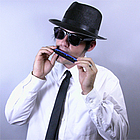 Complete Blues Brothers Costume Kit
