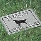 Customized Slate Pet Memorial