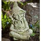 Cast Stone English Aria Garden Pixie Statue