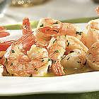 One Pound Shrimp Scampi