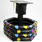 Inflate Graduation Cooler