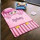 Personalized All-in-One Plush Napmat
