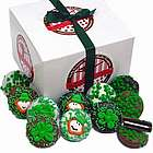 One Dozen Belgian Chocolate St. Patrick's Day Oreos� Gift Box