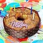 Birthday Coffee Cake