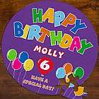 Happy Birthday 26-Piece Personalized Puzzle