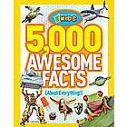 5,000 Awesome Facts about Everything Book