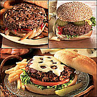 The Ultimate Burger Combo 8 of Each Burger