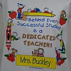 Personalized Teacher Shirt