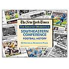 Southeastern Conference Football's Greatest Moments Book