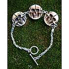 Aged Immortal Smile Bone Bracelet