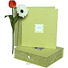 Keepsake Box and Baby Album Set
