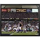 Personalized Minnesota Vikings Scoreboard Print