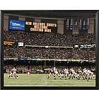 Personalized New Orleans States Scoreboard Print