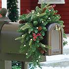 """36"""" Cordless LED Mailbox Swag"""