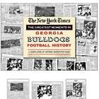 Georgia Bulldogs' Greatest Moments Book