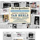 Greatest Moments of UNC Tar Heels Basketball Book