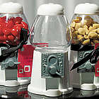 Mini Classic Empty Gumball Machine Favors