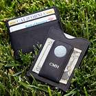 Golf Money Clip Wallet
