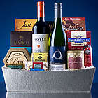 Wine & Appetizers Gift Tray