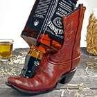 Giddy Up Cowboy Boot Bottle Holder