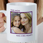 Personalized Picture Perfect Extra Large Coffee Mug